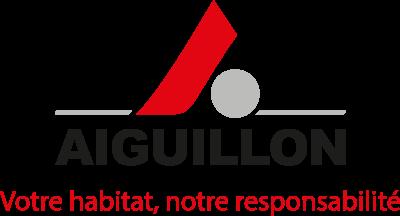 Logo Aiguillon, votre habitat, notre responsabilité