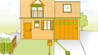 entretenir logement maison individuelle