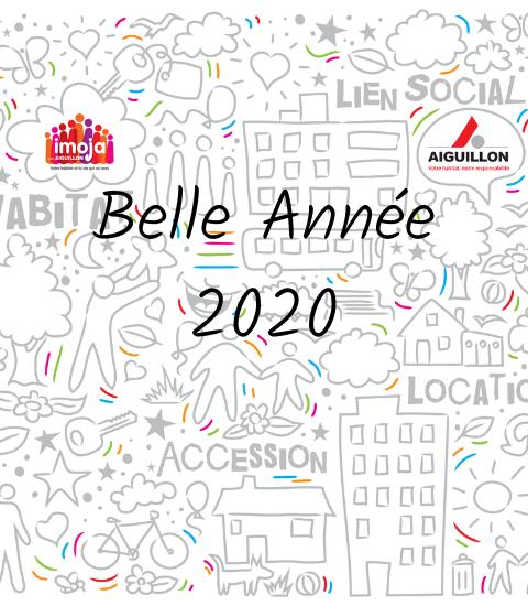Vignette Bonne Année 2020